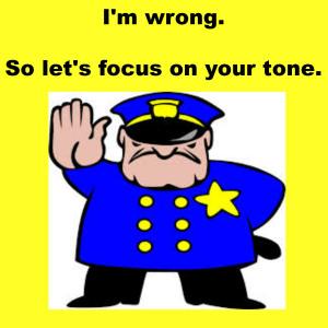 tone focus