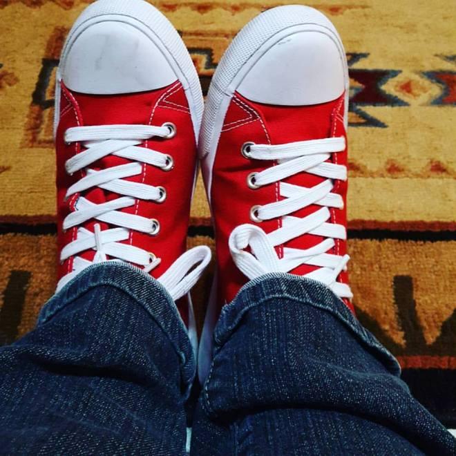 redinstead shoes